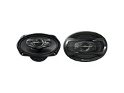 "Pioneer TS-A6995R 6""x9"" 5-way car speakers"