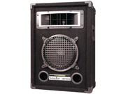"""Pyramid PMBH839 200W, 8"""" 2-Way Speaker System with Built-in Crossover Network and Dual Ports"""