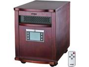 Optimus H-8010 Ir Quartz Heater W Remote