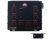 DB DRIVE E7 3X Okur(R) Series 3-Way Electronic Crossover