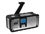 LA CROSSE TECHNOLOGY 810-106 NOAA Solar Weather Radio