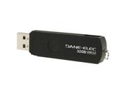 Dane-elec Da-u332gsp-r Superspeed Usb 3.0 Sport Flash Drive (32gb)