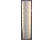 Pentek Wpx100bb20p Fibrillated Polypropylene Water Filter (Sold Individually)