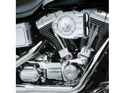 Kuryakyn 8376 Chrome Hypercharger Air Cleaner Kit For Harley-Davidson 1991-06 Sportster XL 9SIA1PC3V27668