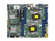 Supermicro X10drl c b Dual Lga2011 Intel C612 Ddr4 Sata3 sas3 usb3.0 V 2gbe Atx Server Motherboard