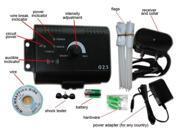 Esky® Underground Waterproof Shock Collar Electric Dog Fence System New