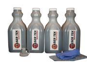 Laser Tek Services ® 4 Pack Black Toner Refill Kit for the Kyocera TK70 TK-70 FS9100 FS-9100 FS9500 FS-9500