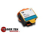 Laser Tek Services® Compatible Replacement Kodak 10XL Color (8946501) Ink Cartridge