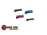 Laser Tek Services ® 4PK Compatible Toner Cartridge for Kyocera TK-572 TK572 TK-572BK TK-572C TK-572M TK-572Y FS-C5400DN