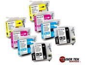 8 Compatible Ink for Brother LC103BK LC103C LC103M LC103Y DCP-J152W MFC-J245 MFC-J285DW MFC-J450DW MFC-J470DW MFC-J475DW