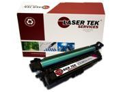 Laser Tek Services® HP CE403A (507A) Magenta High Yield Compatible Replacement Toner Cartridge
