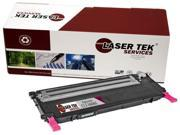 Laser Tek Services® Replacement Samsung CLT-M406S Magenta High Yield Toner Cartridge
