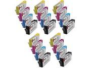 Laser Tek Services® 20 Pack HP 564XL Replacement Ink Cartridges (5 CN684WN, 5 CB323WN, 5 CB324WN, 5 CB325WN)