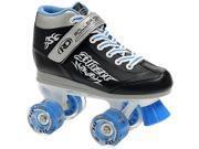 Roller Derby Blazer Boys Lighted Wheel Quad Skate 5