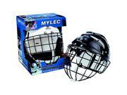 Mylec Roller Hockey Helmet With Face Guard Senior