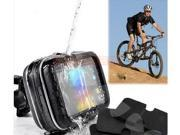 WaterProof Motorcycle Bike Handlebar Mount Case for Nokia Lumia 920 Samsung Galaxy S3/ S4/ Note 2/ Note 3, HTC One M7 One X iPhone 5