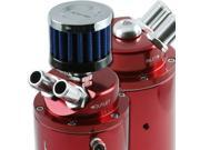 ADD W1 Red Oil Breather Catch Tank Can