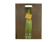 Eco Smart Polyflax Cutting Board Brown by Architec