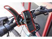 ChargerCity Strap Lock 360° Rotate Adjustment Mountain Bike Bicycle Mount for etrx Dakota 10 20 30 Garmin Colorado Oregon 200 300 400 450 500 550 600 650 GPSMAP 9SIA1RS2H25850