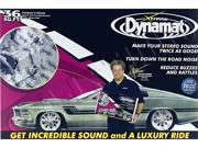 Dynamat 10455 Nine 18 x 32 Sheets Xtreme Bulk Custom Pak