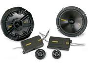 """Kicker 40CSS654 6-½"""" Component Speaker Sys"""