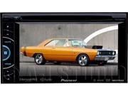 Pioneer AVH-X3600BHS In-dash DVD/CD/MP3 Receiver