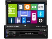 Dual DV714BH In-Dash CD/DVD Car Receiver