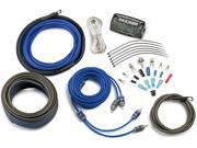 Kicker 40KX800.1+CK4 Mono Amplifier w/ Amp Kit