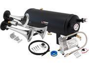 Vixen Horns VXO8715/3311 Full Train Air Horn System Kit