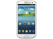 Samsung Galaxy S III 16GB 4G LTE Marble White - Verizon