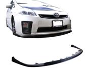 10-12 Toyota Prius Polyurethane Front Bumper Lip Spoiler Bodykit