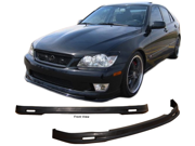 01-05 Lexus Is300 Mg Poly Urethane Front Bumper Lip Spoiler Chin Lip
