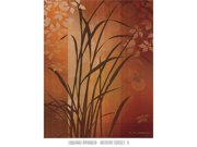 Autumn Sunset II Poster Print by Edward Aparicio (22 x 30)