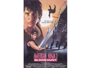 American Ninja 3 Blood Hunt Movie Poster (11 x 17) 9SIA1S70G15812