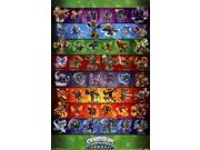 Skylanders Swap Force - Grid Poster Print (24 x 36) 9SIA1S71272822