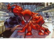 The Amazing Spiderman Wall Crawler Poster Print (24 X 36) 9SIA1S73P25065