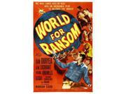 World for Ransom Movie Poster (11 x 17) 9SIA1S73P44965