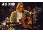Kurt Cobain - Unplugged Poster Print (36 X 24) 9SIA1S73P30700