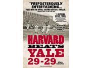 Harvard Beats Yale 29-29 Movie Poster (27 x 40) 9SIA1S73P99956