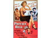 Private Hell 36 Movie Poster (27 x 40) 9SIA1S73PB7307