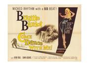 Come Dance With Me Movie Poster (27 x 40)