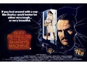 Sharky's Machine Movie Poster (27 x 40) 9SIA1S73PD9350
