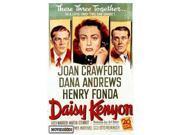 Daisy Kenyon Movie Poster (11 x 17) 9SIA1S73PH7856
