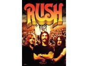 Rush Group Shot Poster Print (24 x 36) 9SIA1S73X77991