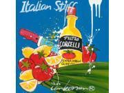 Italian stuff Poster Print by El van Leersum (24 x 24)