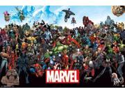 Marvel - The Lineup 15 Poster Print (34 x 22) 9SIA1S73PG5897
