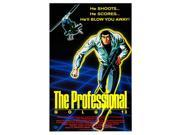 The Professional Golgo 13 Movie Poster (27 x 40) 9SIA1S745R6301