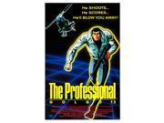 The Professional Golgo 13 Movie Poster (11 x 17) 9SIA1S745R6252