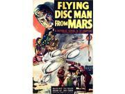 Flying Disc Man From Mars 1950. Movie Poster Masterprint (11 x 17) 9SIA1S74AN5474