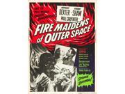 Fire Maidens Of Outer Space Movie Poster Masterprint (11 x 17) 9SIA1S74AS1428
